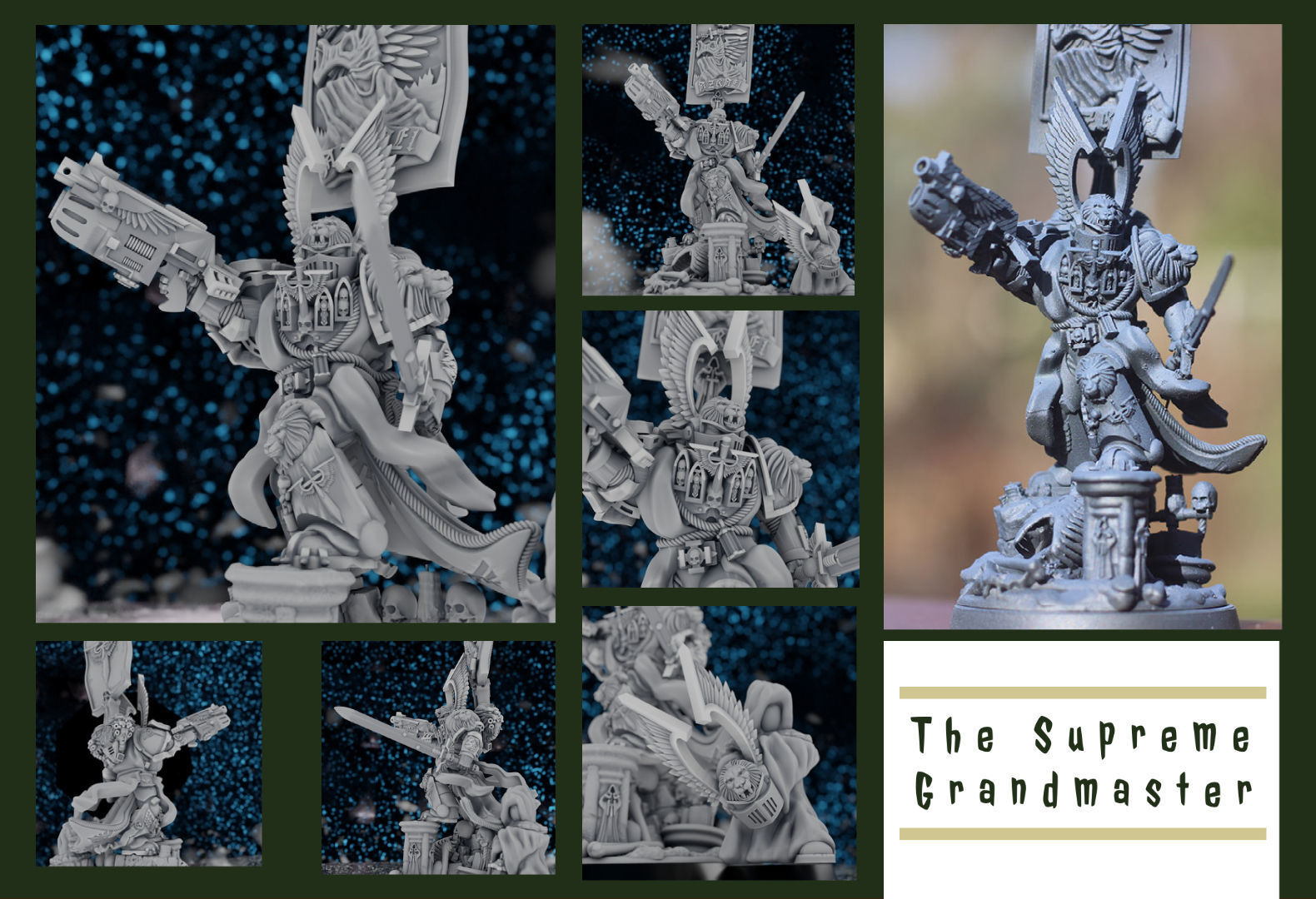 Supreme Grandmaster - The Keeper of Truth