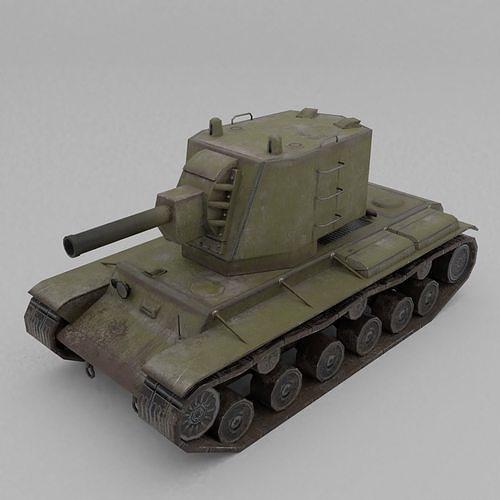 KV-2 1939 Heavy Assault Tank