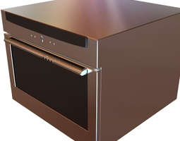 Oven oven 3D