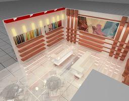 Cubukcuoglu Exhibition Design 3D model