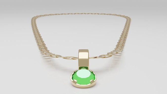 Chain With Diamond