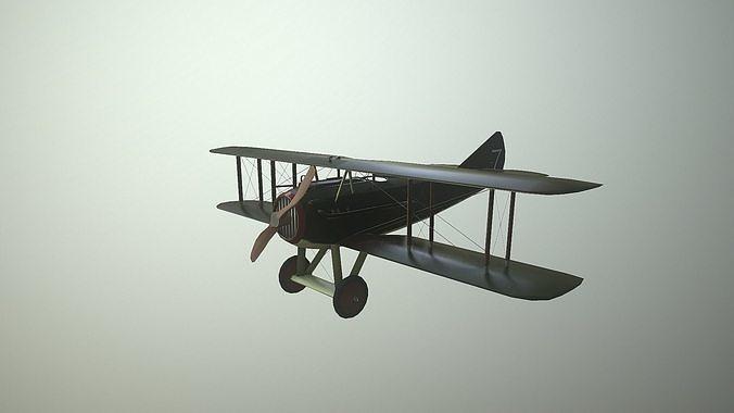 WWI fighter SPAD XIII