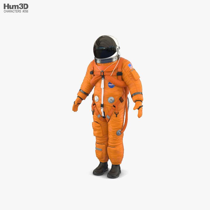 Space Suit NASA ACES