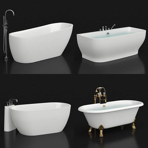 Bath set BelBagno