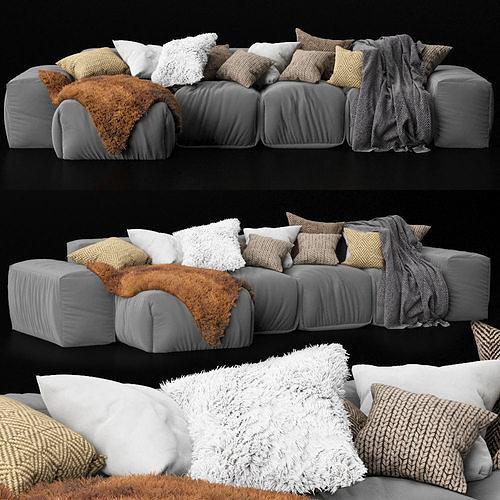 Modular sofa BI Bonaldo 5