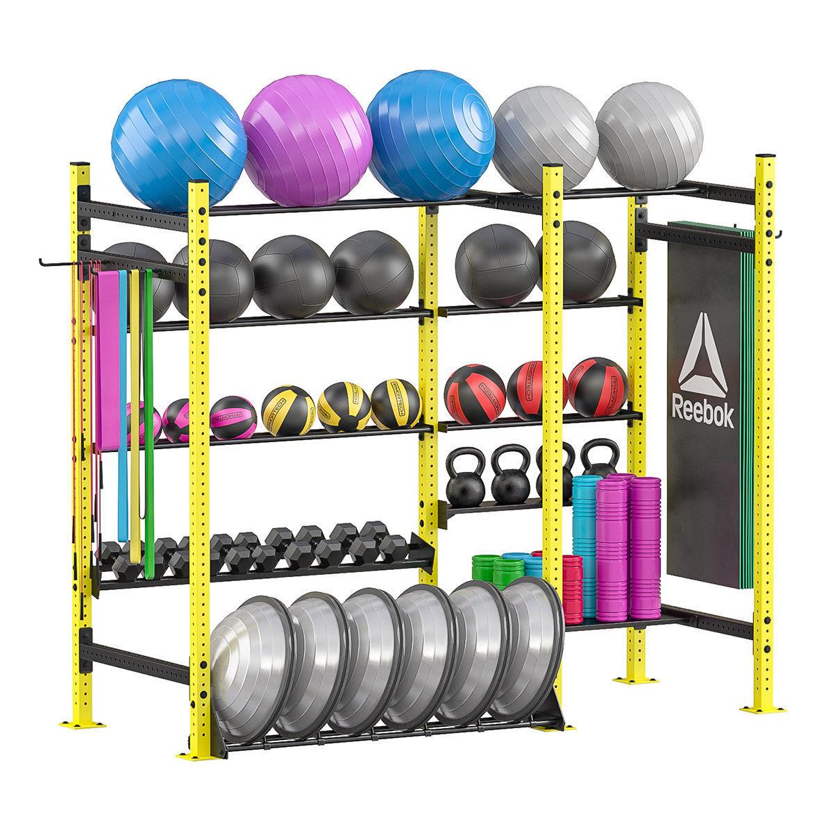 Sport rack equipment
