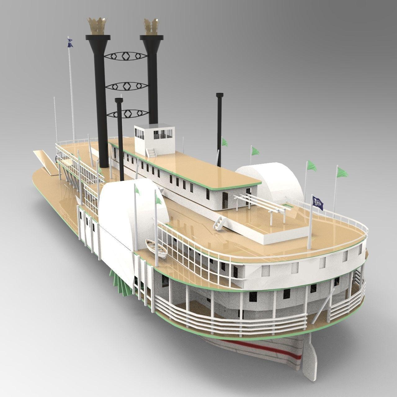SBM Queen Ship