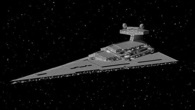 Star Wars victory class 2 star destroyer