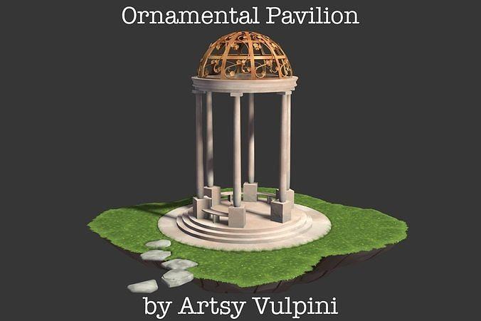 Ornamental Pavilion