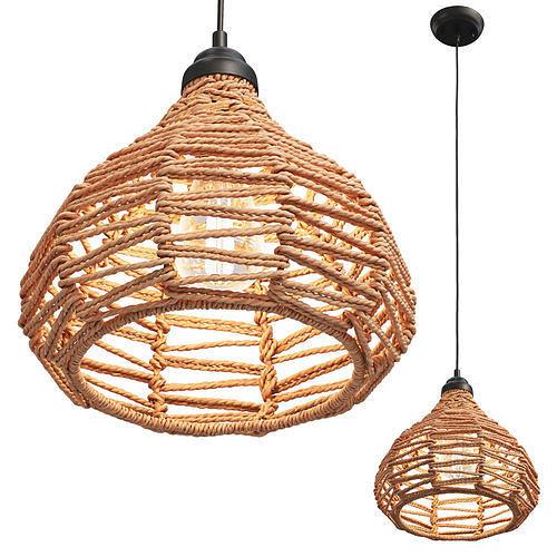 Joybird Nezz Natural Ceiling Lamp