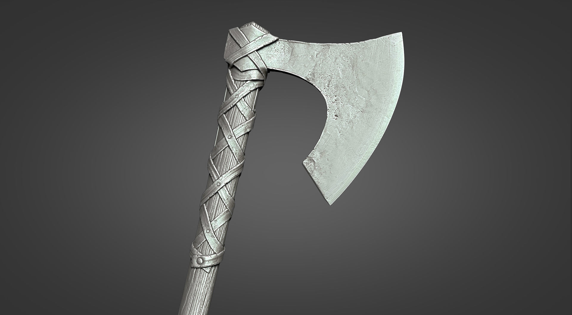 Viking axe - DeathBringer