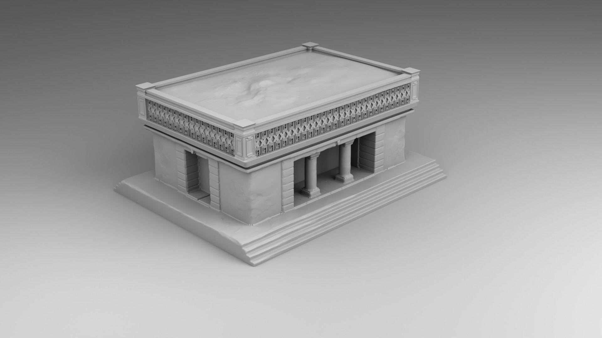 The palace of Maya