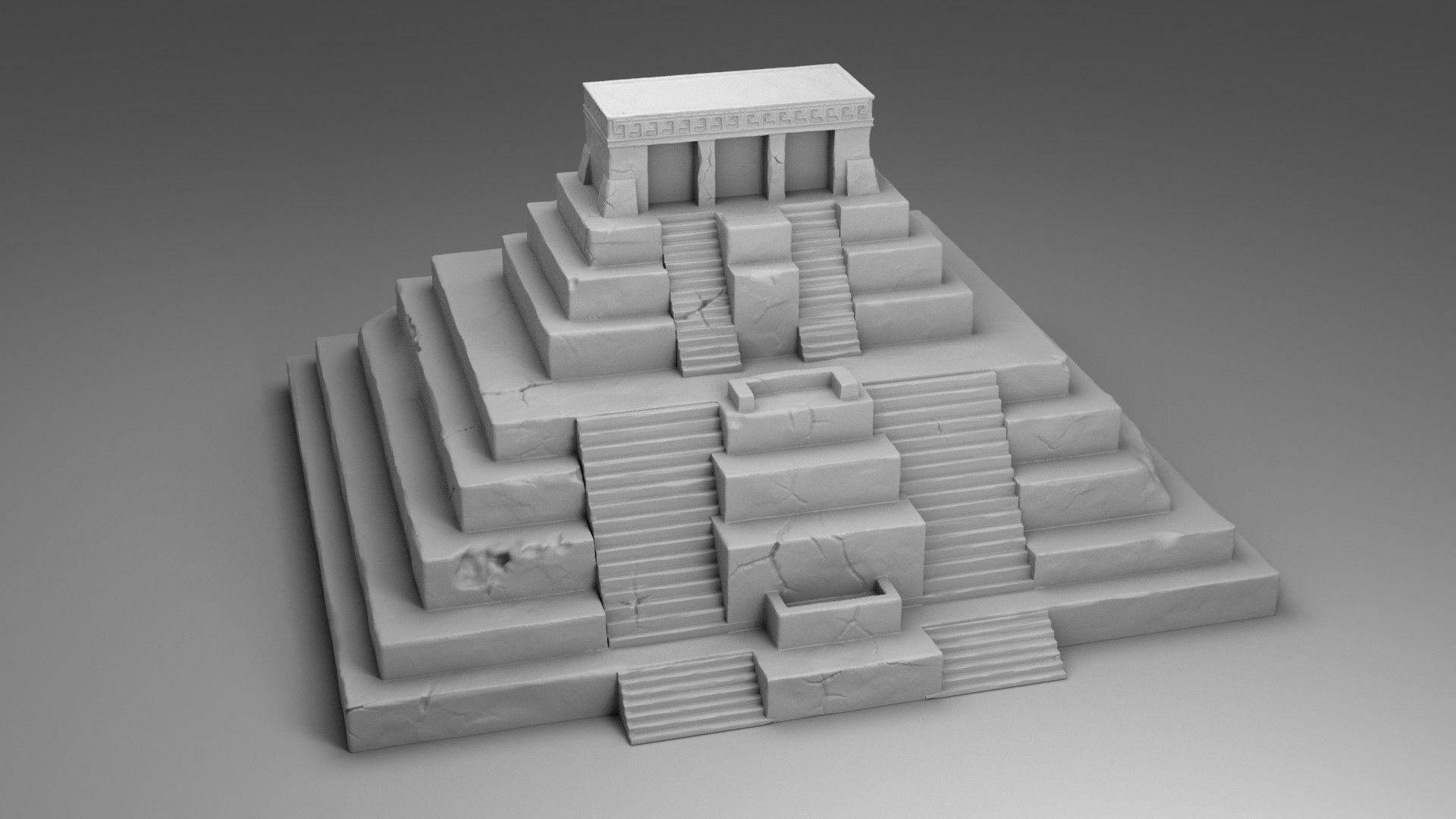 The pantheon of Maya