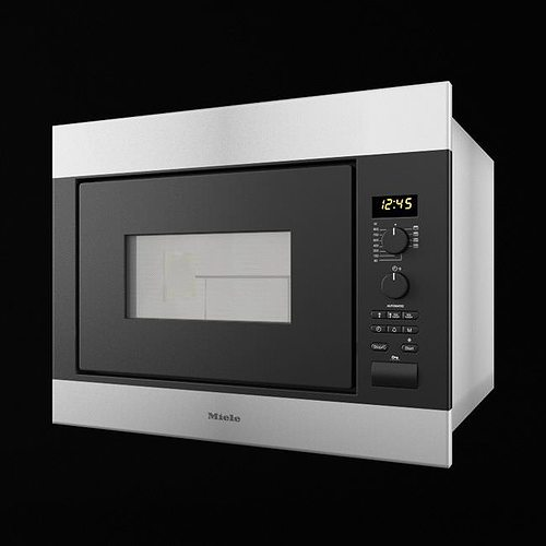Miele Microwave Oven Model Obj 1