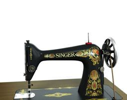 3D Singer Sewing Machine