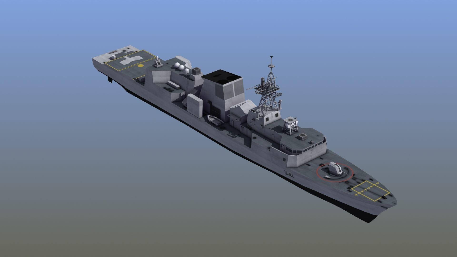 Halifax Frigate
