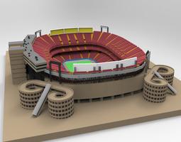 Giants Stadium 3D