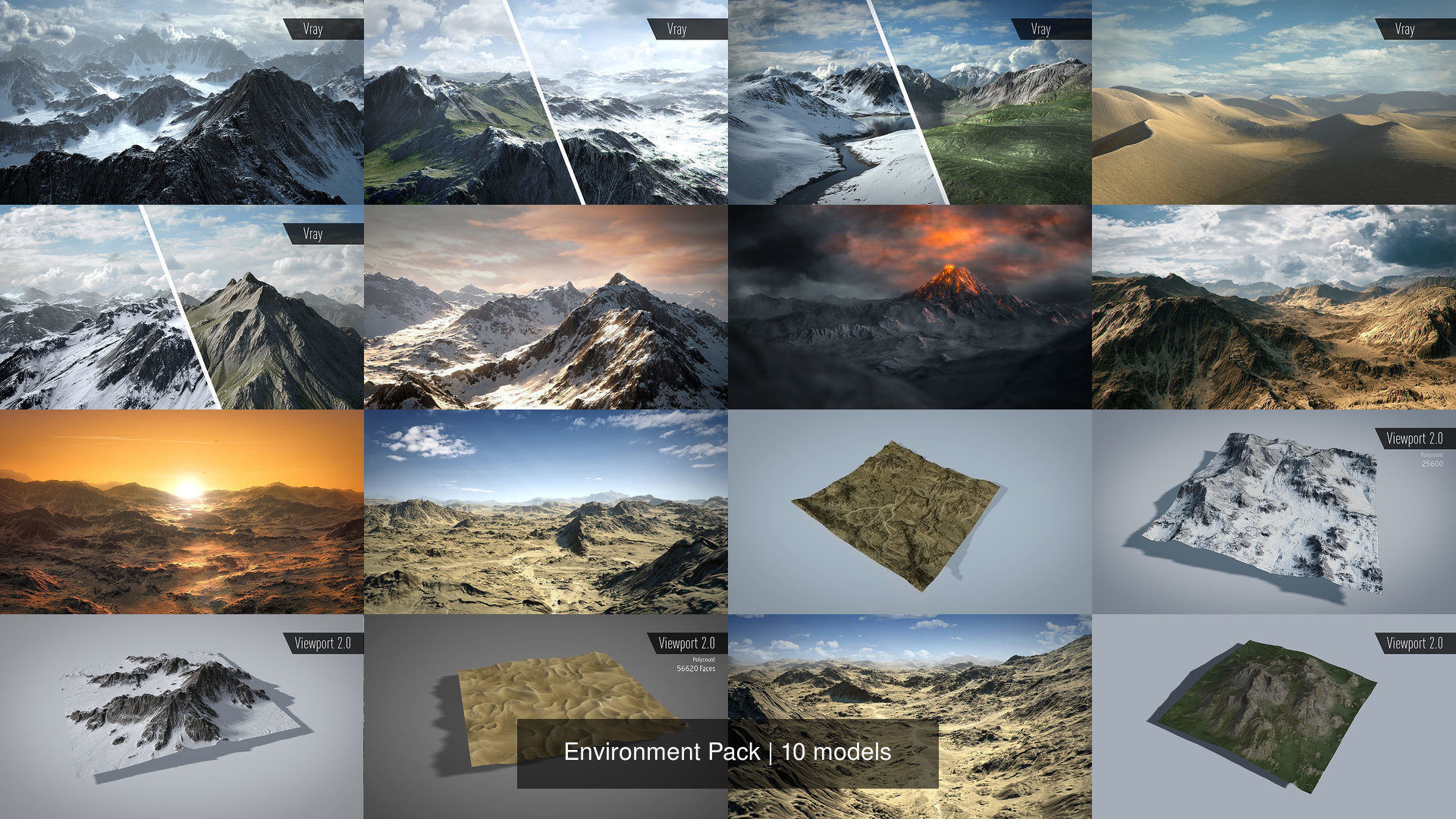 Environment Pack