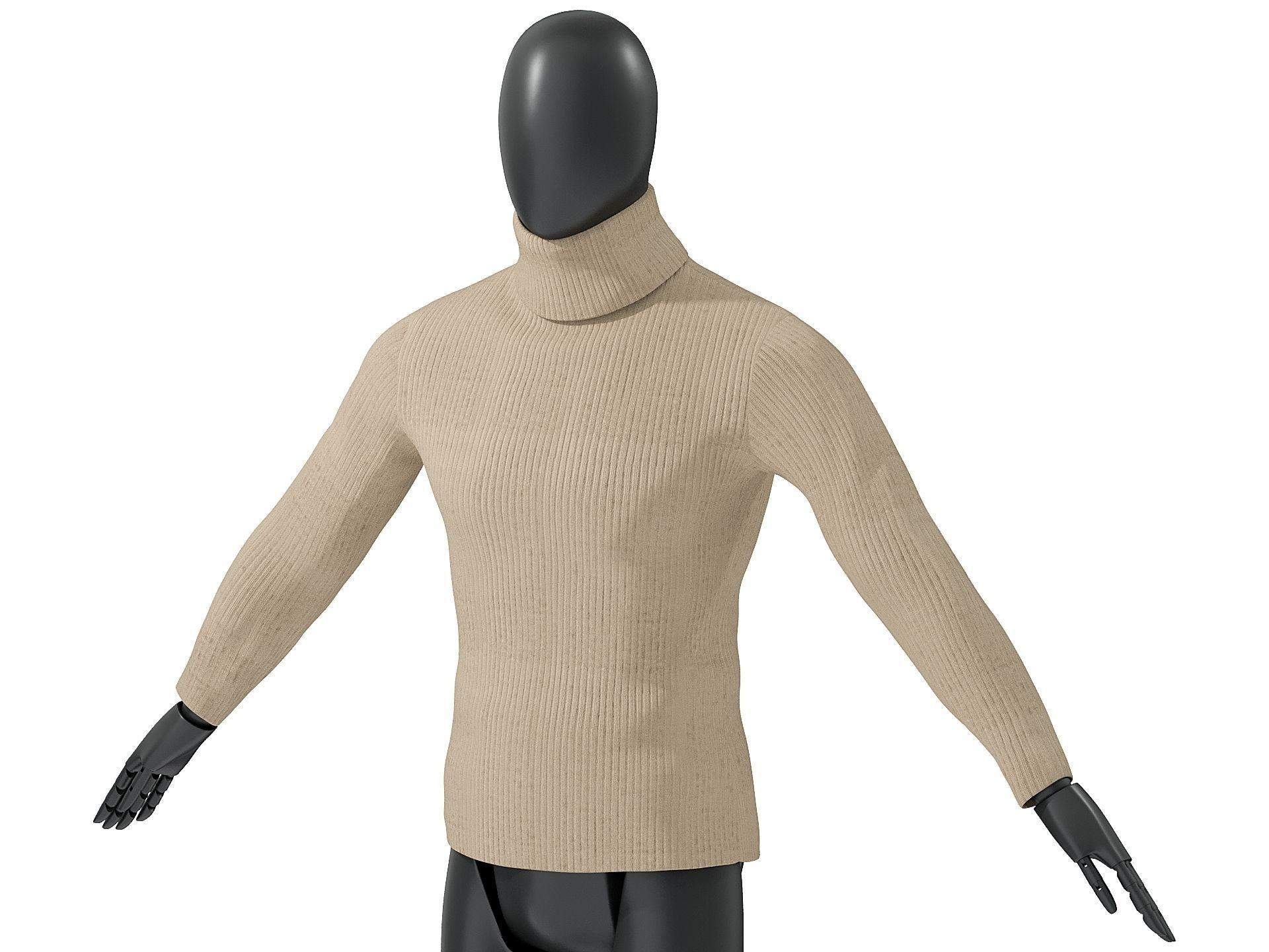 Mens Pullover 1