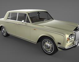 Rolls Royce Shadow 3D