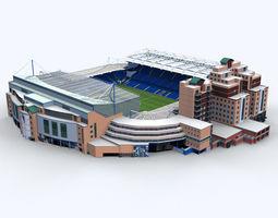 Stadium 3d Models Download 3d Stadium Files