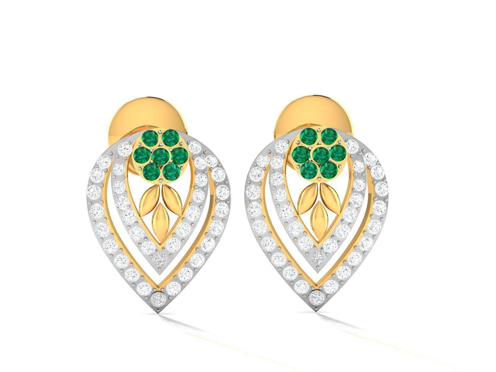Earrings - 63100