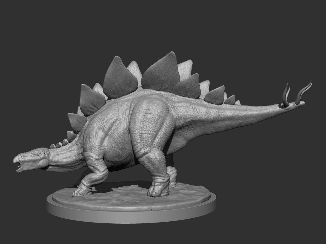 3D Stego for Printing Pose 3