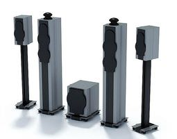 Home Theater Sound System 3D