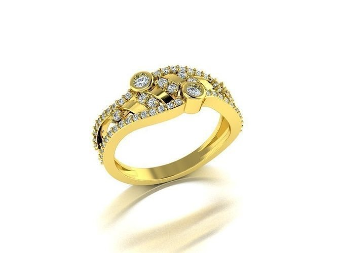 Diamond Jewelry Ring