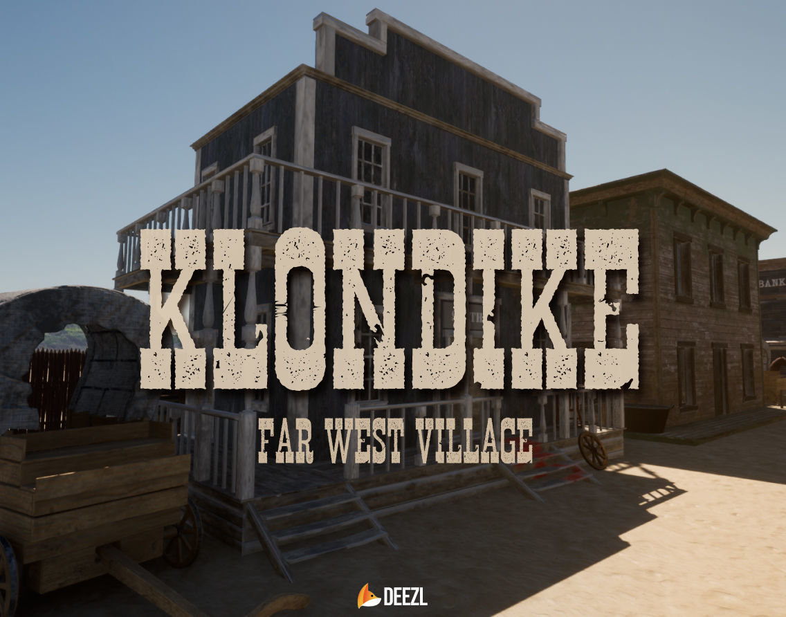 Klondike - Far West Village - All Formats