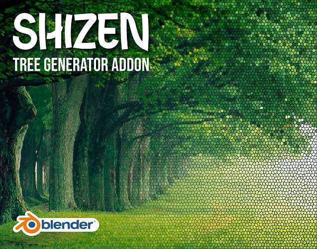 Shizen - Tree Generator