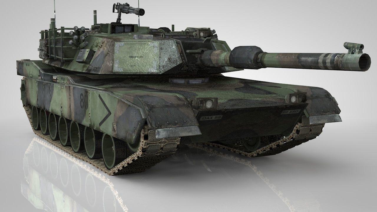 American Main Battle Tank