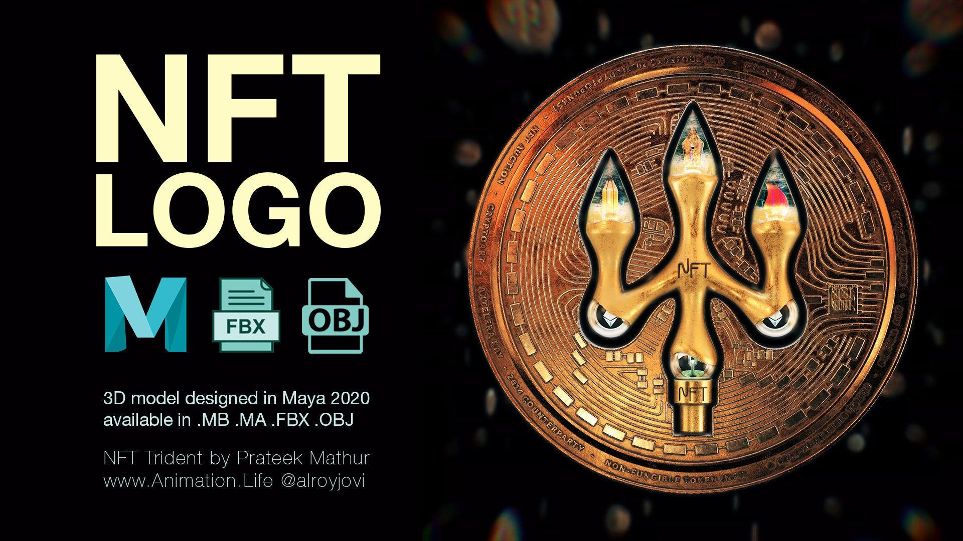 NFT LOGO - NFT Trident