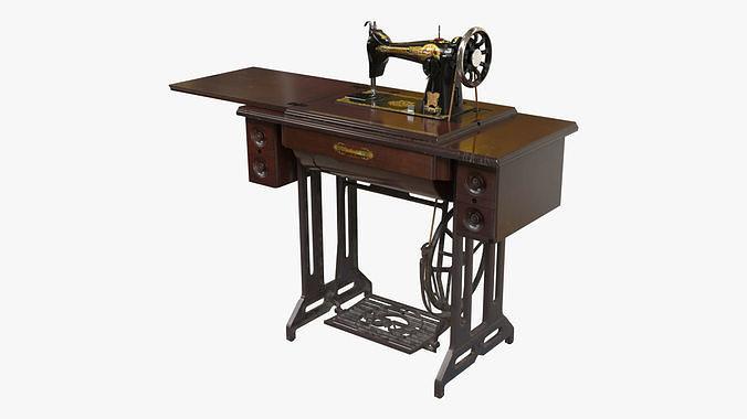 Sewing machine Zinger