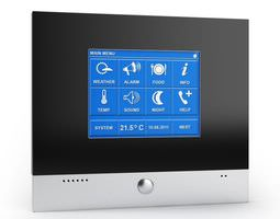 3D model Home Automation Steam System