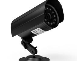 3D Cctv Cameras Fitting At Home