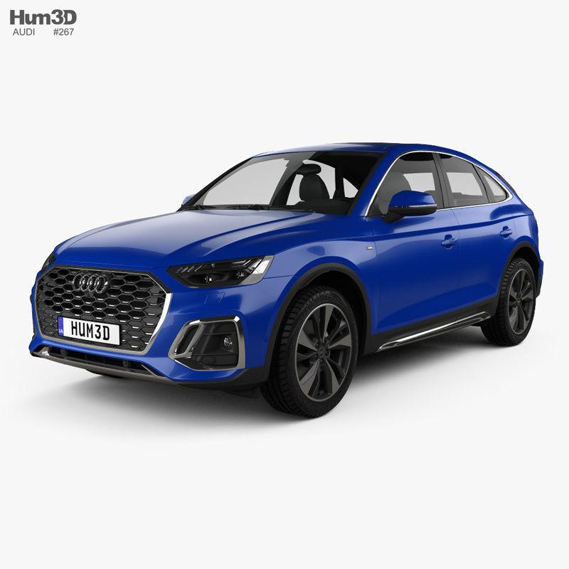 Audi Q5 Sportback S-line 2020