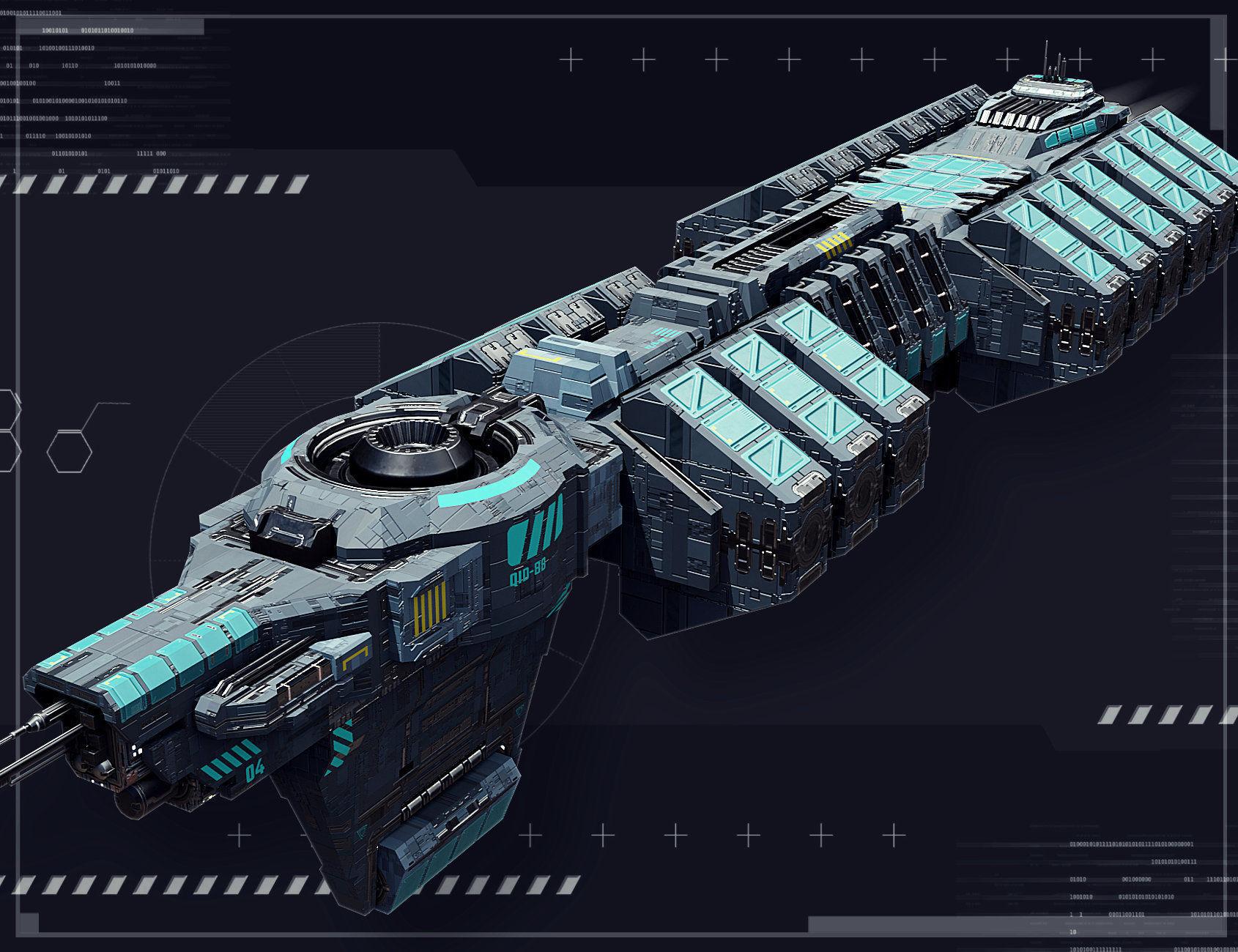 Intersolar Cargoship