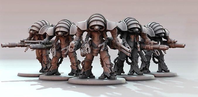 Martian Hastaxii War Covenant
