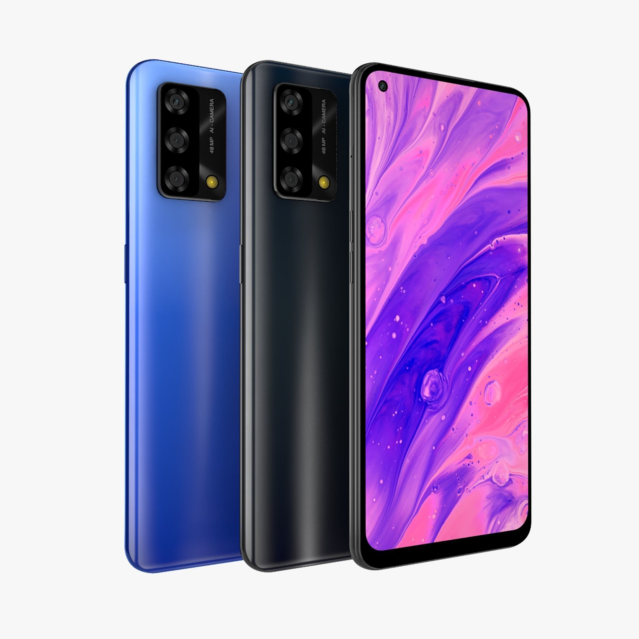 Oppo A74 Full Colors