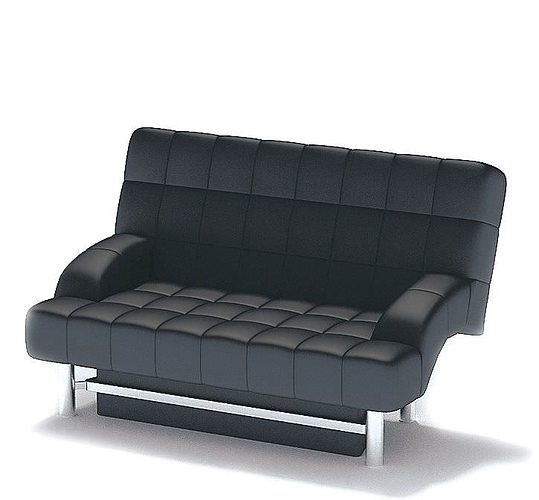 Sofas From Evermotion Shop 3D Model