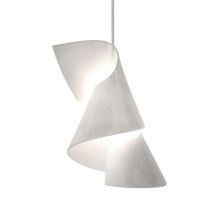 modern hanging lamp 3d model obj mtl 1 - Hanging Lamp