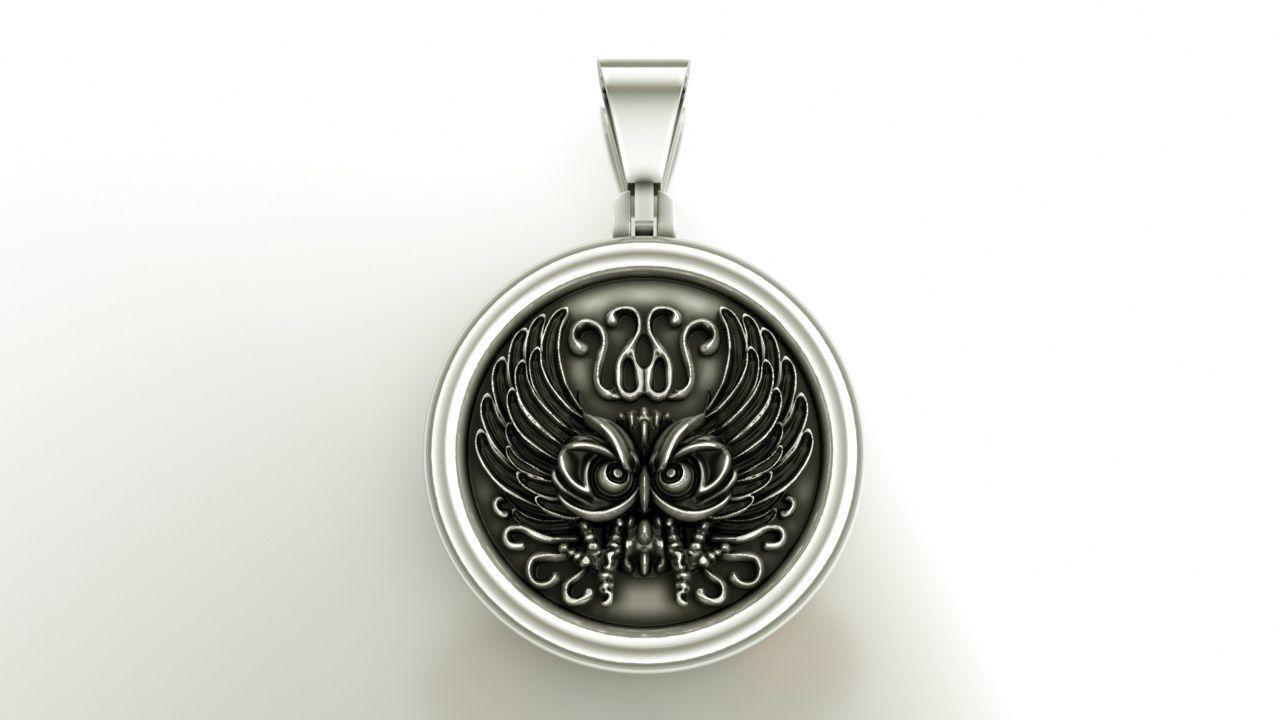 Owl medal