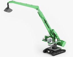 SENNEBOGEN 880 EQ Crawler 3D model