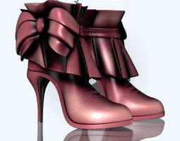 Boots V4 3D Model