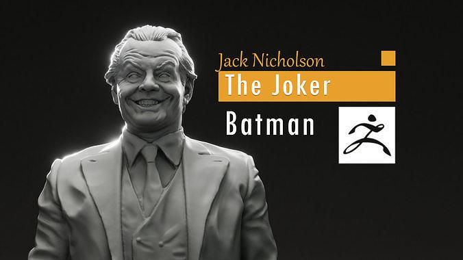 Jack Nicholson - The Joker - Batman