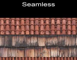 hd roof textures  3d
