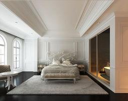 HT bedroom 3D model