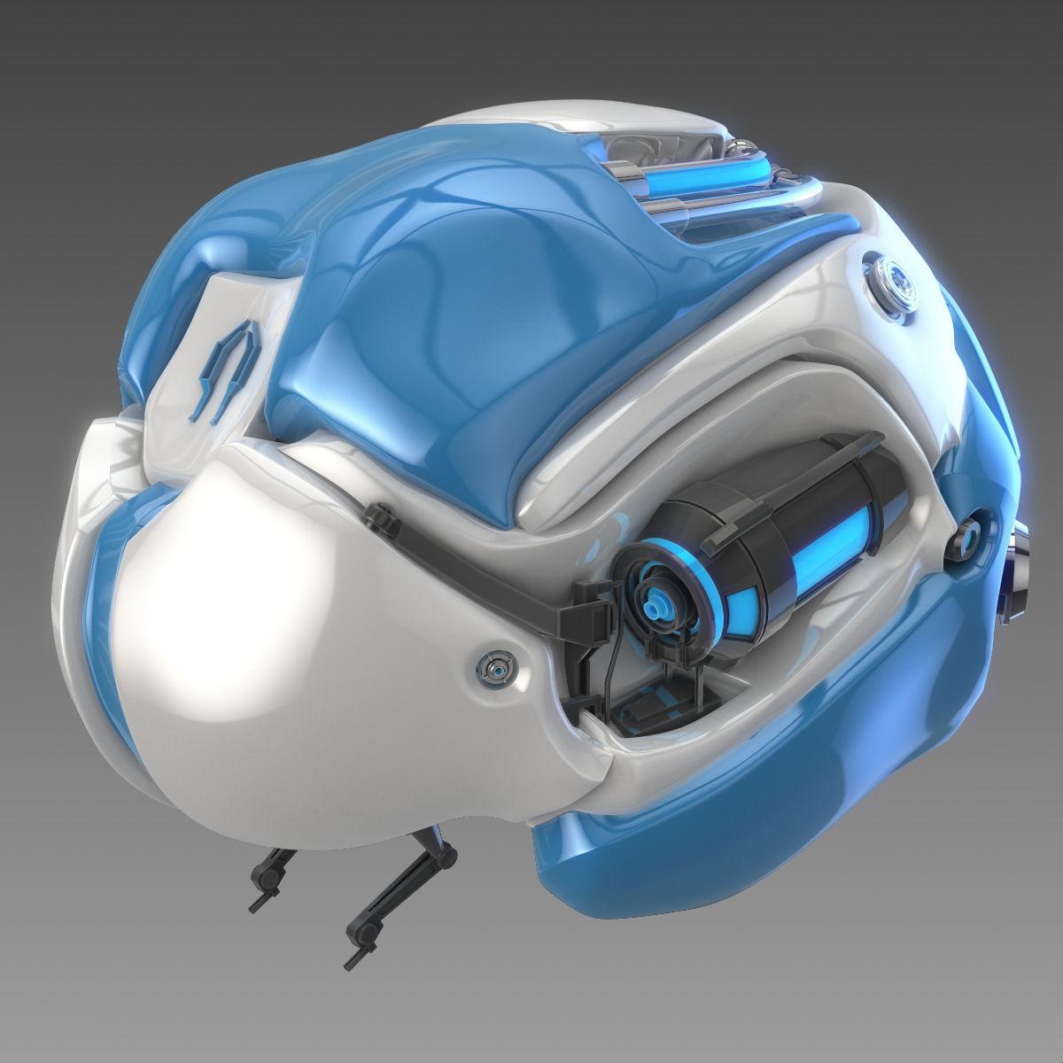 Artificial brain concept
