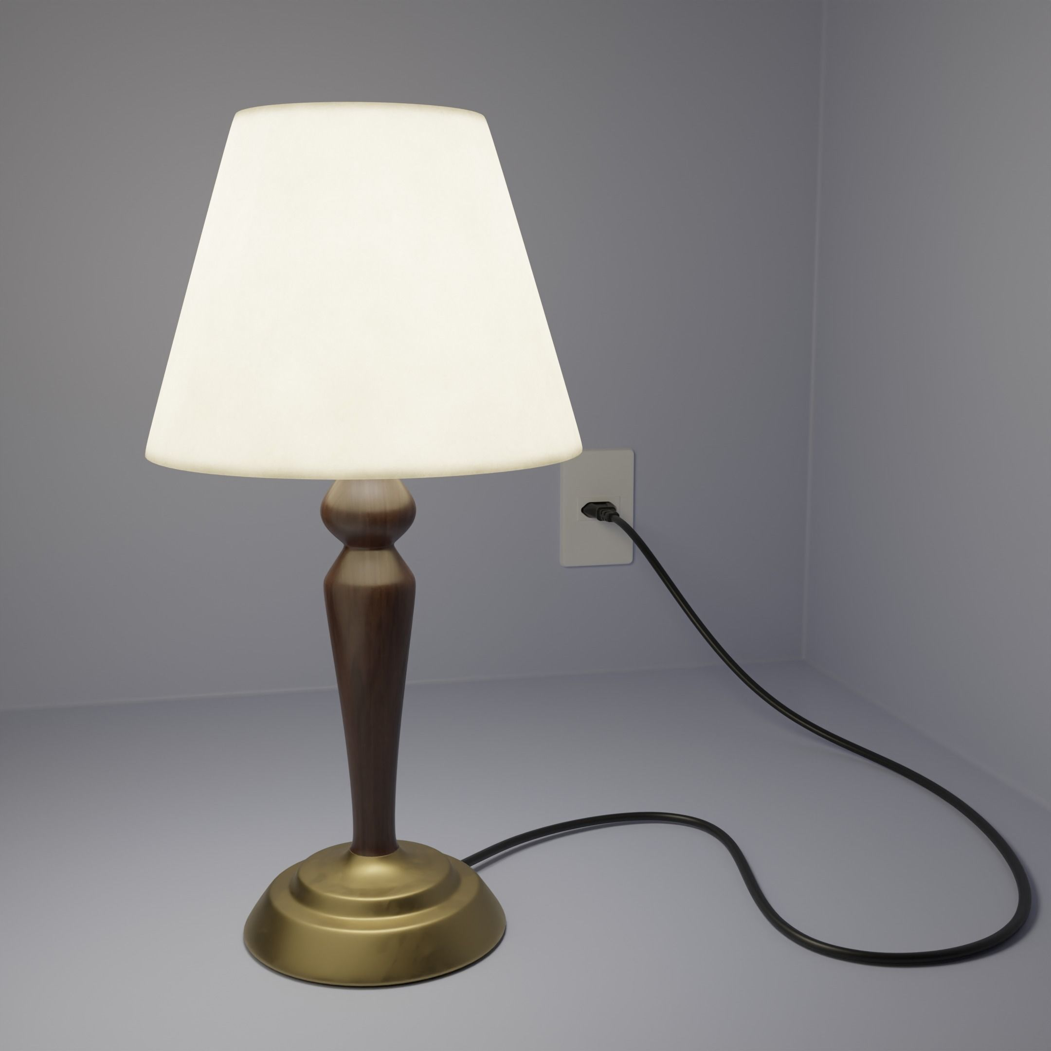 Lamp - Bedside lamp